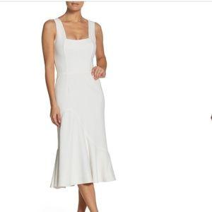 Dress The Population Monica Tea Length Dress